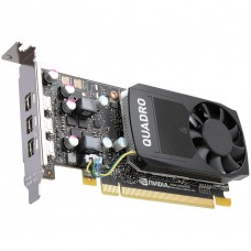 Tarjeta de Video, PNY, VCQP400-PB, 2GB GDDR5, 3xMini DisplayPort, PCI Express x16 3.0