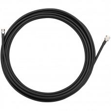 TP LINK - Cable de Extensión para Antena, TP-LINK, TL-ANT24EC12N, 12 m, Negro