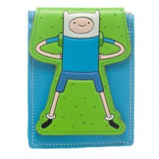 Bioworld - Adventure Time, Cartera, Finn