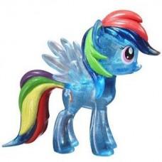 Funko - My Little Pony, Figura, Rainbow Dash, Glitter