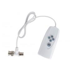 DAHUA - Control para cambiar de tecnología en Camaras, Dahua, DAH053002, Soporta HDCVI, HDTVI, AHD y CVBS, Blanco