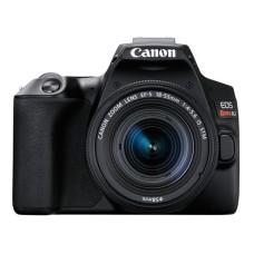 Cámara, Canon, 3453C002AA, EOS Rebel SL3, EF-S 18-55mm IS STM, WiFi, Bluetooth
