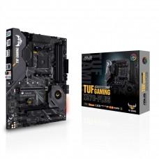 ASUS - Tarjeta Madre, Asus, TUF Gaming X570-Plus, AM4, 3era Generación, DDR4 2933, HDMI, DP