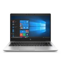 Laptop, HP, 8QW67LT#ABM, AMD Ryzen 7 PRO 3700U, 16GB DDR4, SSD 512GB, LED 14 Pulgadas, Windows 10 Pro, Plata