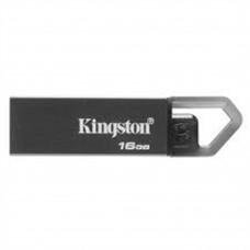 KINGSTON - Memoria USB 3.0, Kingston, DTMRX/16GB, 16GB, Plata/Negro
