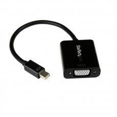 STARTECH - Adaptador de Vídeo, Startech, MDP2VGA2, Mini DP a VGA, 1920x1200