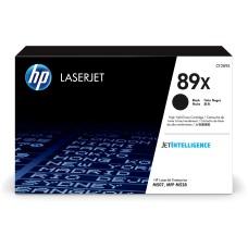 HP - Cartucho de Tóner, HP, CF289X, 89X, Negro, Alto Rendimiento