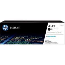 HP - Cartucho de Tóner, HP, W2020X, 414X, 7500 Páginas, Negro, Alto Rendimiento