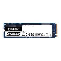 Unidad de Estado Sólido, Kingston, SA2000M8/500G, 500GB, M.2 PCIe NVMe, SSD