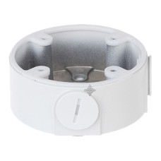 DAHUA - Caja de conexiones, Dahua, PFA13AE, Para cámaras de vigilancia tipo Domo, Blanco