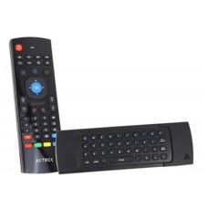 ACTECK - Control Remoto, Acteck, AC-927000, Air Mouse y teclado, Negro