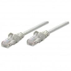 Cable de Red, Intellinet, Cat 6, 2 m, Gris