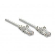 INTELLINET - Cable de Red, Intellinet, 362276, Cat 5E, 7.5 m, CCA, Gris