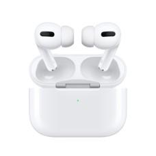Audífonos con Micrófono, Apple, MWP22AM/A, Airpods pro, Estuche, Carga Inalámbrica