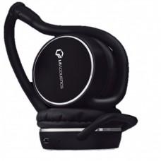 ACTECK - Audífonos, LFAcoustics, LA-928267, Bluetooth, Negro