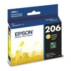 EPSON - Cartucho de Tinta, Epson, T206420-AL, Amarillo