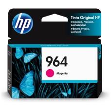 HP - Cartucho de Tinta, HP, 3JA51AL, 964, Magenta, 700 Páginas
