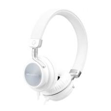 ACTECK - Audífonos con Micrófono, LF Acustics, LA-927222, Alámbrico, 3.5 mm, Blanco