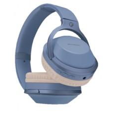 Audífonos, LF Acustics, LA-927277, Bluetooth, Azul