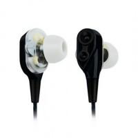 Audífonos con Microfono, LFAcoustics, LA-925839, Alambrico, 3.5mm, Negro
