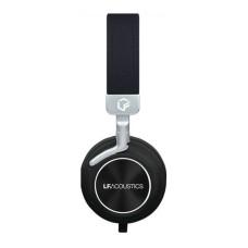 ACTECK - Audífonos con Micrófono, LF Acustics, LA-925884, Alambrico, Negro