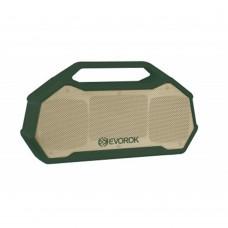 ACTECK - Bocina Portátil, Evorok, EV-927543, Inalámbrica, Bluetooth, Verde