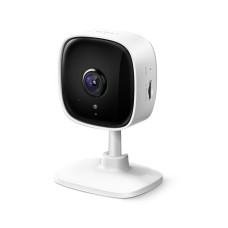 TP LINK - Cámara de Video, TP-Link, TAPO C100, WiFi, 1080p, Visión Nocturna, Audio 2 vias, Ranura Micro SD