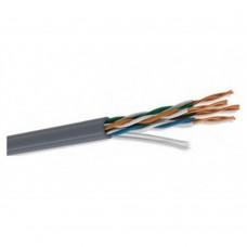 CONDUMEX - Cable de Red, Condumex, 66445832, Bobina, Cat5e, 4 Pares, 24 AWG, 305 m, Gris