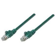 INTELLINET - Cable de Red, Intellinet, 318945, CAT 5E, 1m, Verde