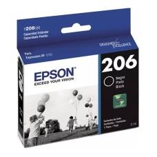 EPSON - Cartucho de Tinta, Epson, T206120-AL, Negro