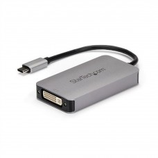 Adaptador de Video, StarTech, CDP2DVIDP, USB C a DVI, Doble enlace DVI, Activo
