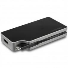 Adaptador de Video, StarTech, CDPVDHMDPDP, USB C, HDMI, MiniDP, VGA, DVI