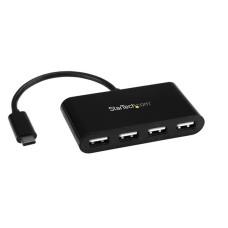 STARTECH.COM - Concentrador USB, Startech, ST4200MINIC, 4 Puertos, USB C, USB A