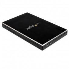 STARTECH.COM - Gabinete, Startech, SAT2510BU32, 2.5 pulgadas, SATA, USB 3.0, Aluminio, Negro