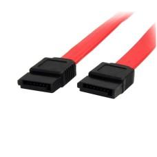 STARTECH.COM - Cable SATA, Startech, SATA18, 45cm, Rojo