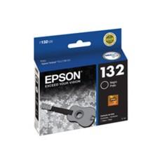 EPSON - Cartucho de Tinta, Epson, T132120-AL, 132, Negro