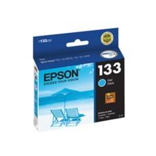 EPSON - Cartucho de Tinta, Epson, T133220-AL, 133, Cian