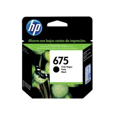 HP - Cartucho de Tinta, HP, CN690AL, 675, Negro