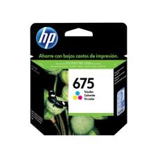 HP - Cartucho de Tinta, HP, CN691AL, 675, Color