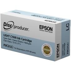 EPSON - CARTUCHO EPSON CYAN LIGHT LANTANA PARA DISCPRODUCER PP-100
