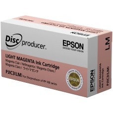 EPSON - CARTUCHO EPSON MAGENTA LIGHT LANTANA PARA DISCPRODUCER PP-100