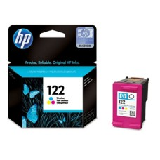HP - Cartucho de Tinta, HP, CH562HL, 122, Color
