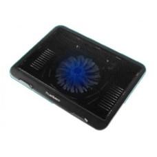 ACTECK - Base Enfriadora, Acteck, AC-929080, 1 Ventilador, Para Laptop, Negro
