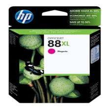 HP - Cartucho de Tinta, HP, C9392AL, 88XL, Magenta, Alto Rendimiento