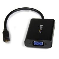 Adaptador de Video, Startech, MCHD2VGAA2, Micro HDMI a VGA, 1920x1200