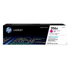 HP - Cartucho de Tóner, HP, W2113A, 206A, Magenta