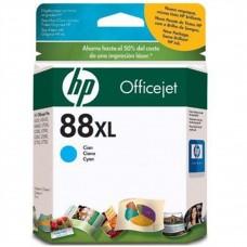 HP - Cartucho de Tinta, HP, C9391AL, 88XL, Cian