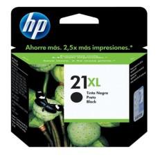 HP - Cartucho de Tinta, HP, C9351CL, 21XL, Negro, Alto Rendimiento