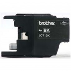 BROTHER - Cartucho de Tinta, Brother, LC71BK, Negro