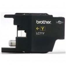 BROTHER - Cartucho de Tinta, Brother, LC71Y, Inobella, Amarillo